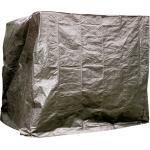 Beschermhoes voor schommelbank grijs