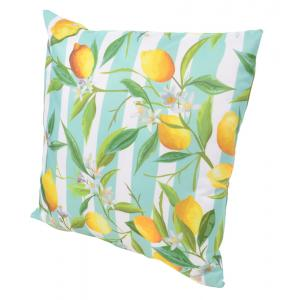 Sierkussen Lemon water proof 45x45 cm