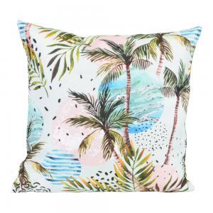 Sierkussen Palms proof 45x45 cm