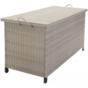 Kussenbox wicker zand