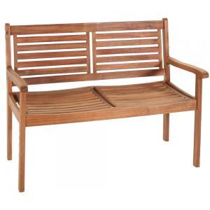 Derby 2-zits houten tuinbank