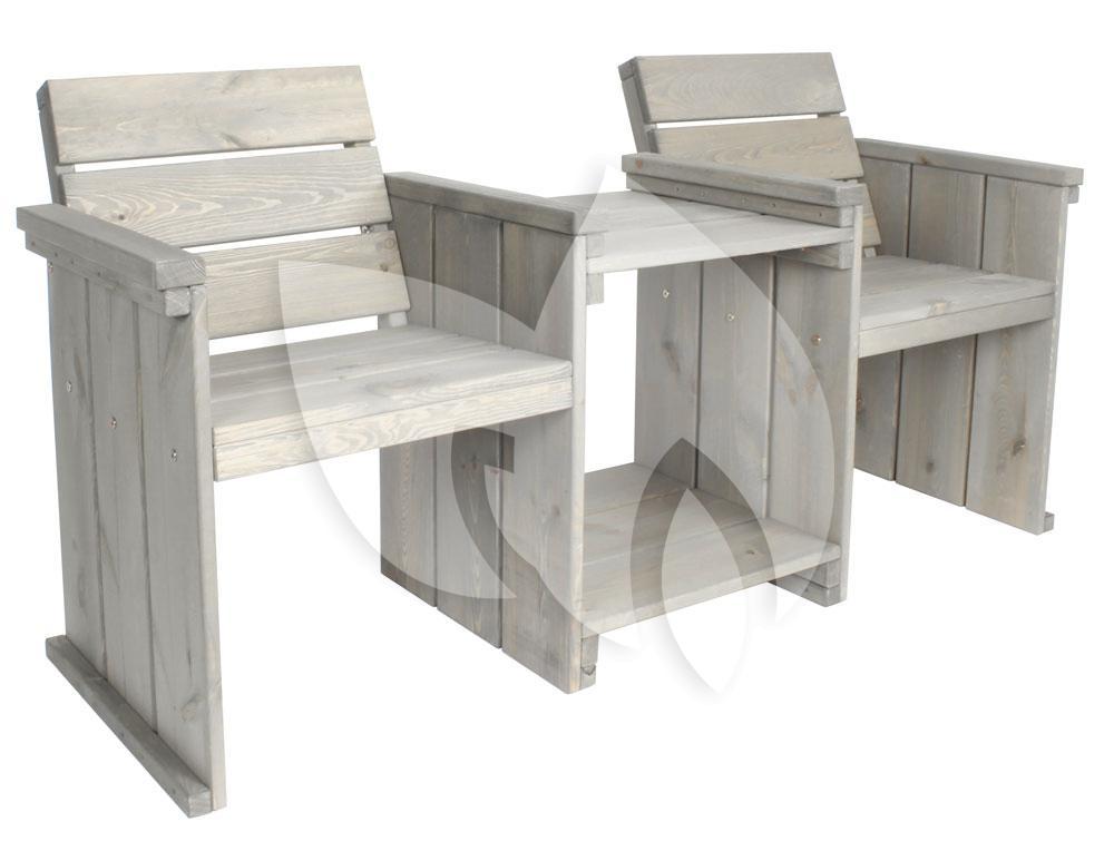 Tuinbank steigerhout te koop u ac in tongeren tweedehands