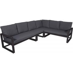 Pina Colada 6-zits loungebank tuin