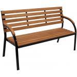Bolero 3-zits houten tuinbank