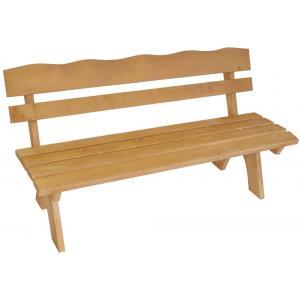 Freital 3-zits houten tuinbank