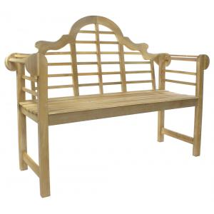 Luytjens 2-zits houten tuinbank