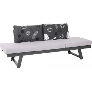 Mojito Negro 3-zits lounge tuinbank