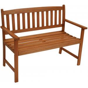 Montego 2-zits houten tuinbank