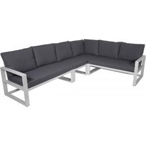 Pina Colada 6-zits lounge hoekbank