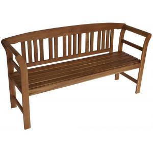 Rosario 3-zits houten tuinbank