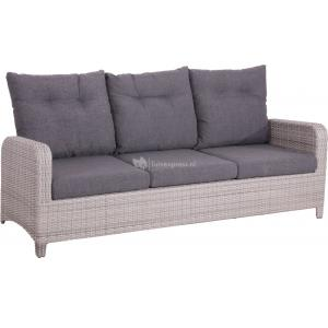 Soho Brick 3-zits lounge tuinbank